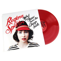 Regina Spektor: What We Saw From The Cheap Seats (Colored Vinyl) Vinyl LP