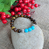 Yoga Bracelet Men Bracelet Women Bracelet Bracelet Stone Bracelet Girlfriend Gift Bracelet for men Bracelet for women