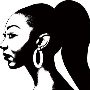 black african woman printable wall art download clipart png digital image graphics digital stamp print pictures  living room bedroom decor