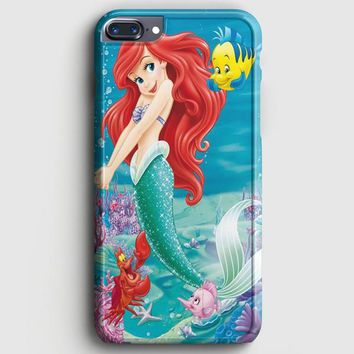 The Little Mermaid Party iPhone 7 Plus Case