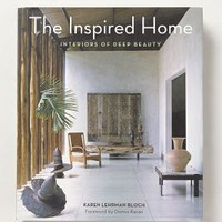 The Inspired Home by Anthropologie Grey One Size Books