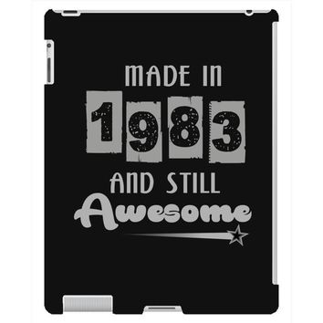 made in 1983 and still awesome iPad 3 and 4 Case