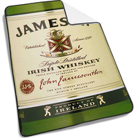 Jameson Whiskey Blanket