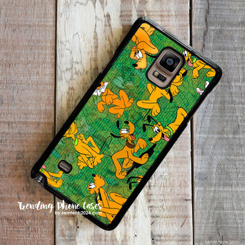 Pluto Wallpaper  Samsung Galaxy Note 4 Case Cover for Note 3 Note 2 Case