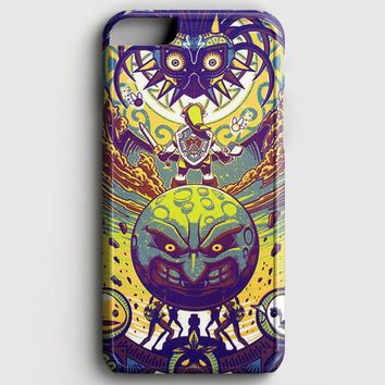 Zelda Vs Majora Mask iPhone 6/6S Case