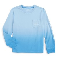 Vineyard Vines Vintage Whale Dip Dye T-Shirt (Toddler Boys & Little Boys) | Nordstrom