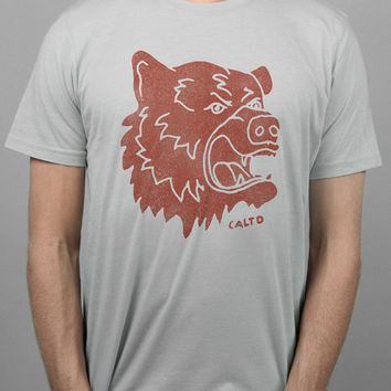 Bear Outline Tee