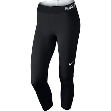 Womens Pro Cool Training Capris