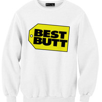 Best Butt Sweatshirt | Yotta Kilo