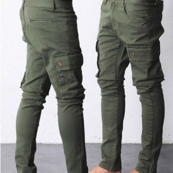fed24f65 Vik Baggy-Skinny Cargo Pants from Fabrixquare | stuf