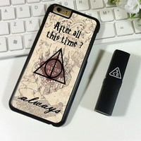 After all this time always harry potter iPhone 6 Plus | 6S Plus Case Planetscase.com