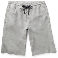 James Perse - Loopback Cotton-Jersey Shorts | MR PORTER