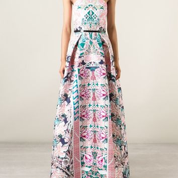 Mary Katrantzou 'jq Nevis' Dress - Al Ostoura - Farfetch.com