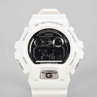 G-Shock White & Black 6900-XL Watch- White One