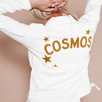 Cosmos Postal Jacket, Cream