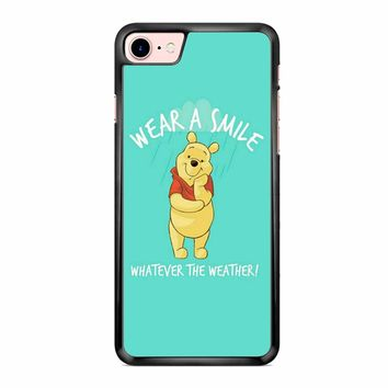 Winnie The Pooh Quote 2 iPhone 7 Case