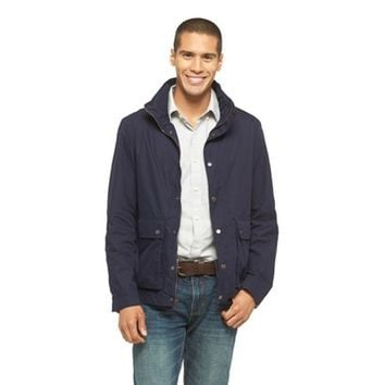 TOMS for Target- Men's Anorak Jacket Navy