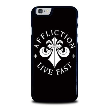 affliction iphone 6 6s case cover  number 1
