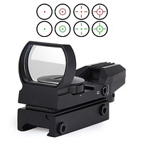 Hunting Tactical Holographic Reflex Red Dot Sight Scope