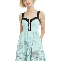 Disney The Little Mermaid Ariel Swing Dress
