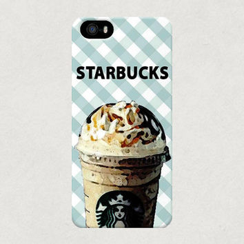 Starbucks Coffee Frappuccino Frappe iPhone 4 4s 5 5s 5c Samsung Galaxy S3 S4 Case