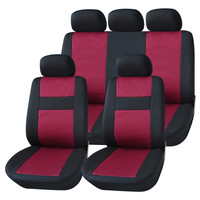 Furnistar 9-Piece Car Vehicle Protective Seat Covers CV0242