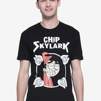 The Fairly OddParents Chip Skylark Tour T-Shirt - BoxLunch Exclusive