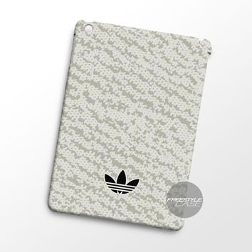 Adidas Art Yeezy Boost 350 skin Moonrock iPad Case Case Cover Series