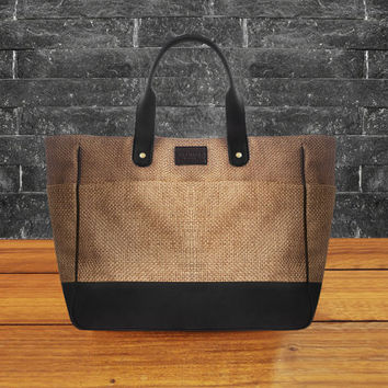 BUENOS AIRES TOTE Natural