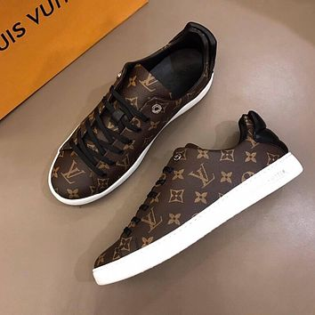 Louis Vuitton Lv Trending Fashion Casual Sports Shoes-1