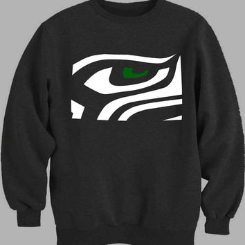 Seattle Seahawk Sweater for Mens Sweater and Womens Sweater *