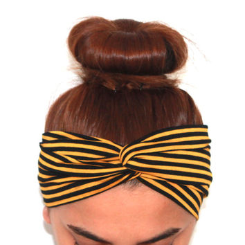 striped hairband, headbands twist headbands,turban,boho headbands