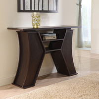 Furniture of America Manetta Way Espresso Sofa Table