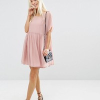 ASOS Smock Dress at asos.com