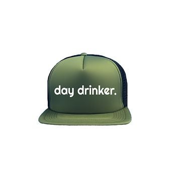 Day Drinker Trucker Hat