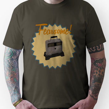Fearsome! Toaster from Fallout: New Vegas Unisex T-Shirt