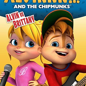 Alvin & The Chipmunks: Alvin Vs. Brittany