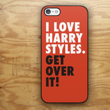 love harry one direction case for apple iphone 4 4s 5 5s 5c 6 plus ipod touch