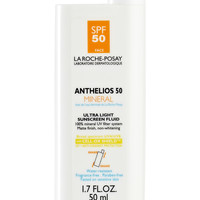 La Roche-Posay - Anthelios Mineral Face Ultra Light Sunscreen SPF50, 50ml
