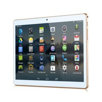 Android 5.1 Tablet 10 Inch IPS 1280x800 MTK Quad Core 1GB RAM 16GB ROM Dual SIM Card 3G Phone Call