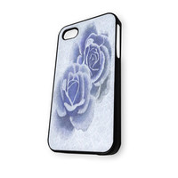 blue roses iPhone 4/4S Case