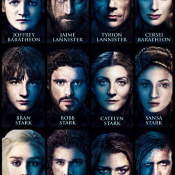 Game of Thrones: Cast of Characters