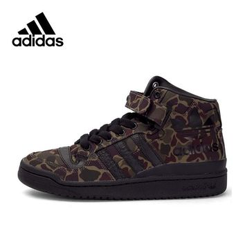 Official New Arrival 2017 Adidas Originals FORUM MID RS XL Unisex Skateboarding Shoes