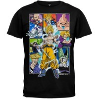 Dragon Ball Z - Frame Collage T-Shirt