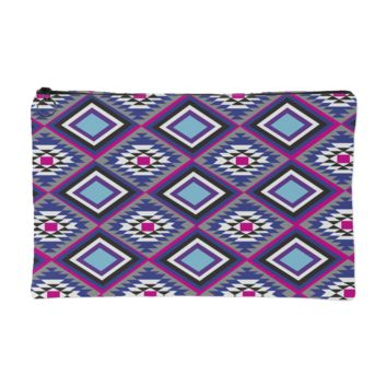 Aztec Fun Makeup Pouch | The Inked Elephant