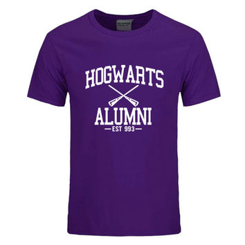 Hogwarts Alumni Harry Potter T-Shirt