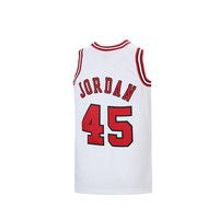 Original NBA Jerseys M&N Chicago Bulls Michael Jordan Competition Season 1994-95 AU Jerseys Number 45 Men's Jerseys ADS1341A