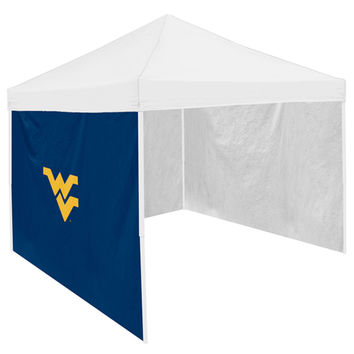 West Virginia Mountaineers NCAA 9' x 9' Tailgate Canopy Tent Side Wall Panel