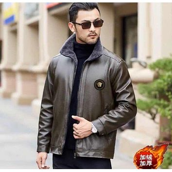 VERSACE Fashion Men's Sweater Hoodies T- shirt Bomber Jacket Casual Embroidery V Logo Printed Tracksuit Outerwear Coat Hip Hop Slim Fit Hooded Jackets