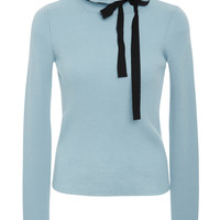 Neck Tie Sweater | Moda Operandi